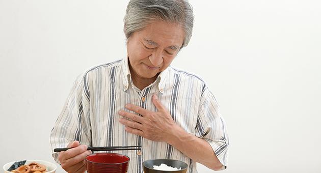 摂食・嚥下障害について